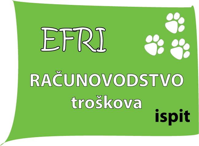 Instrukcije-Racunovodstvo troskova-EFRI